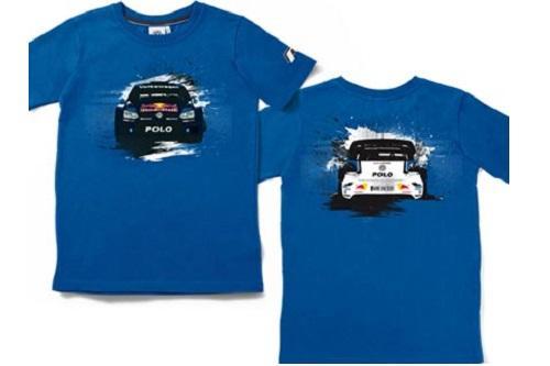 VW Motorsport póló M -VolkswagenShop 6d6872b746