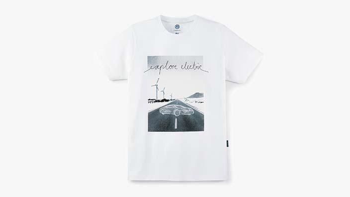 Think Blue férfi póló XXL -VolkswagenShop 31d6b685f9