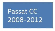Passat CC 2008-2012