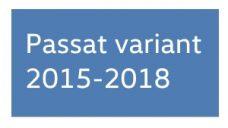 Passat V 2015-2018