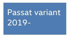 Passat V 2019-