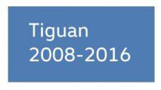 Tiguan 2008-2016