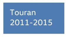 Touran 2011-2015