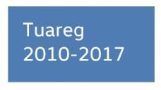Tuareg 2010-2017